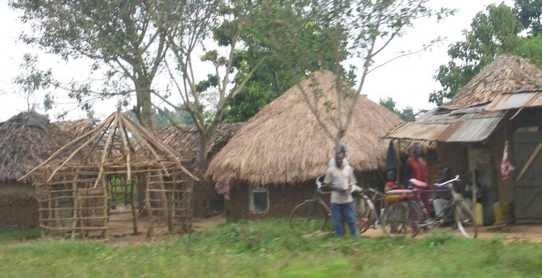 Mulagi – Le capanne del villaggio